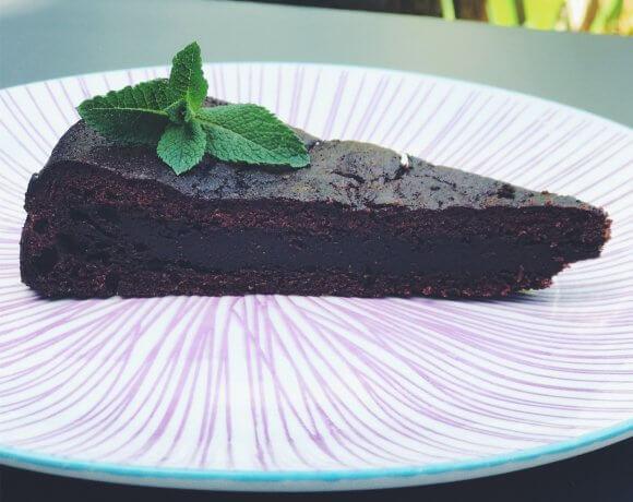 Schokoladenkuchen (Paleo Style)