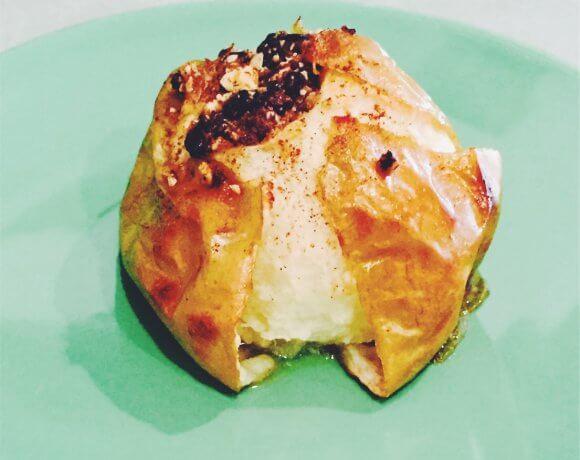 Bratapfel (Paleo-Style)