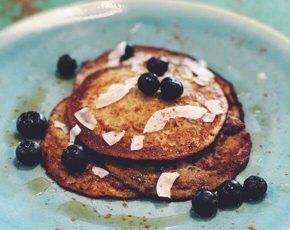 Pancakes (Paleo Style)